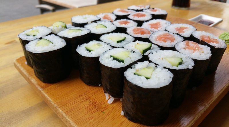 Comment faire les sushis chez soi?